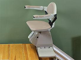 Power Swivel Seat - Central Massachusetts Stairlifts