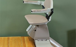 Power Swivel Seat - Central Massachusetts Stairlifts