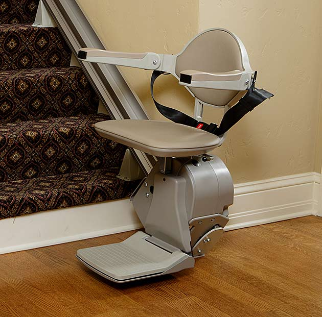 Indoor Stairlift Central Mass Stairlift - Central Massachusetts Stairlifts