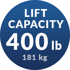 lift capacity Elite Indoor Straight mass stairlift